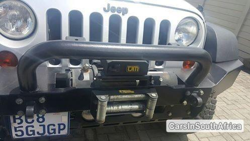 Jeep Wrangler Automatic 2011 in Eastern Cape