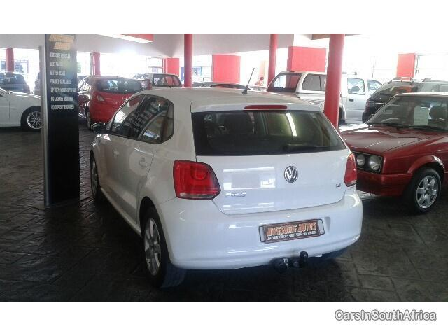 Volkswagen Polo Manual 2012 in Western Cape