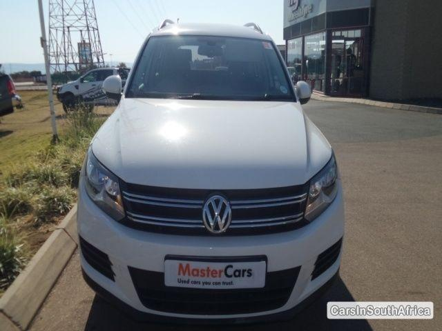 Volkswagen Tiguan Manual 2012 in South Africa