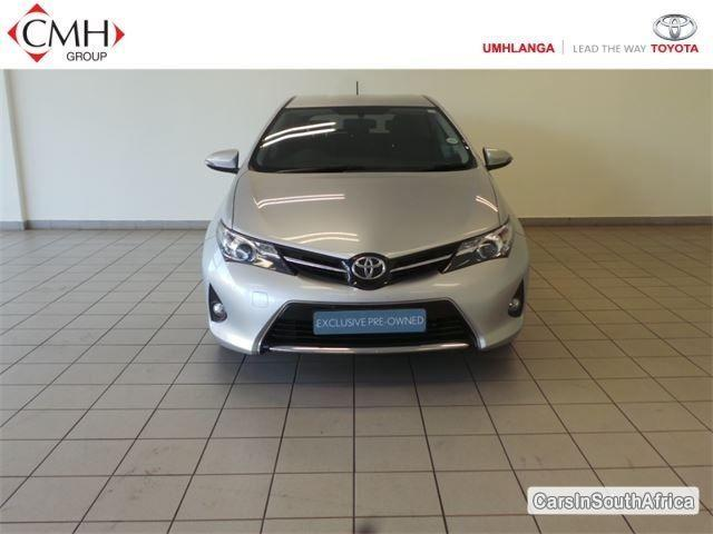 Toyota Auris Manual 2013 in South Africa