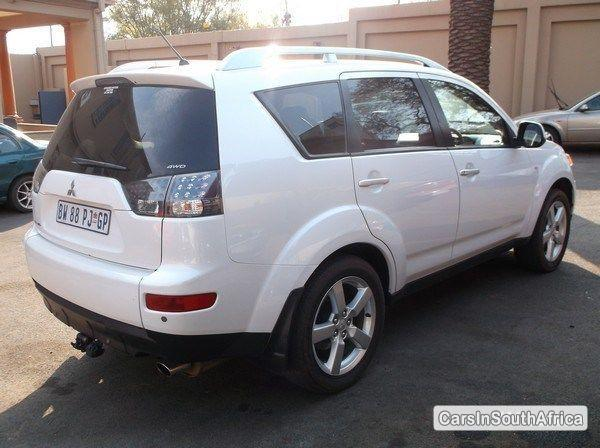 Mitsubishi Outlander Automatic 2007 in South Africa