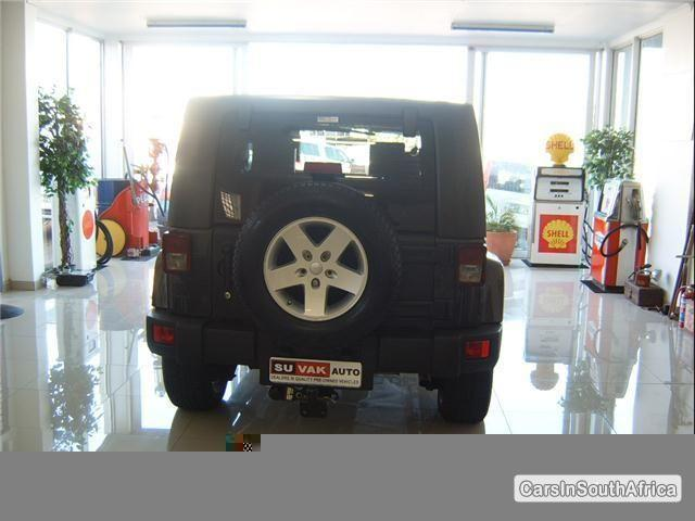 Jeep Wrangler Automatic 2010 in South Africa
