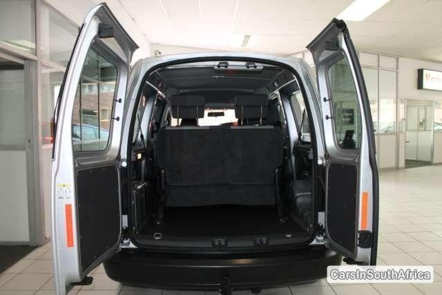 Volkswagen Caddy Manual 2014 in South Africa