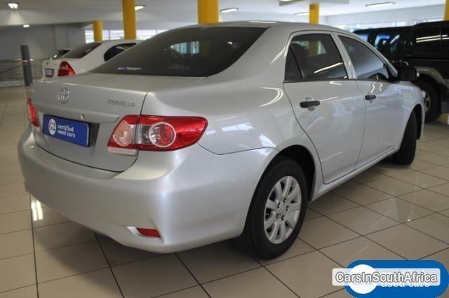 Toyota Corolla Manual 2011 in South Africa