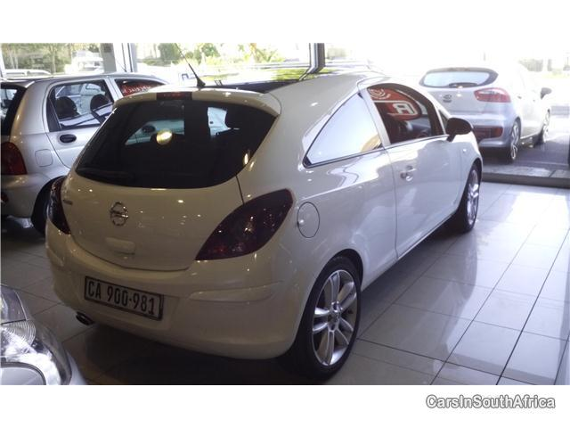 Opel Corsa Manual 2011 in South Africa