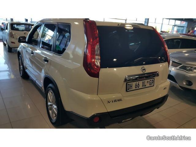 Nissan X-trail Manual 2014 in South Africa
