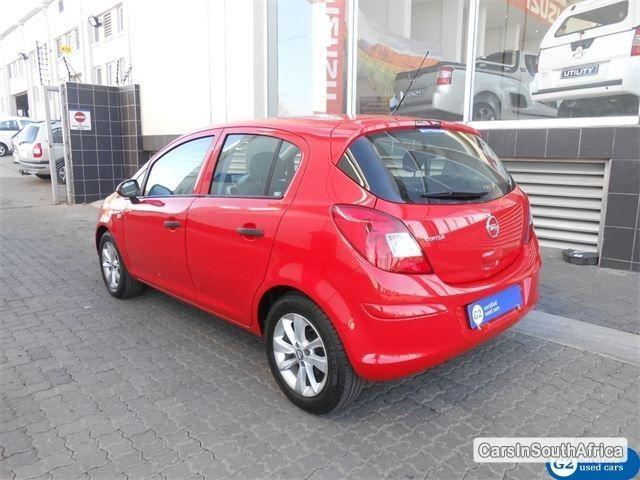 Opel Corsa Manual 2014 in South Africa