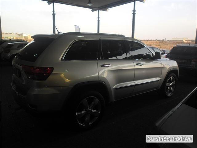 Jeep Grand Cherokee Automatic 2011 in South Africa