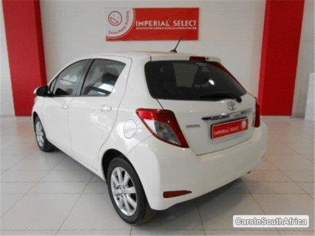 Toyota Yaris Manual 2013 in South Africa