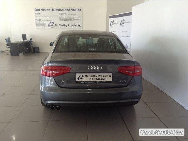 Audi A4 Manual 2014 in South Africa