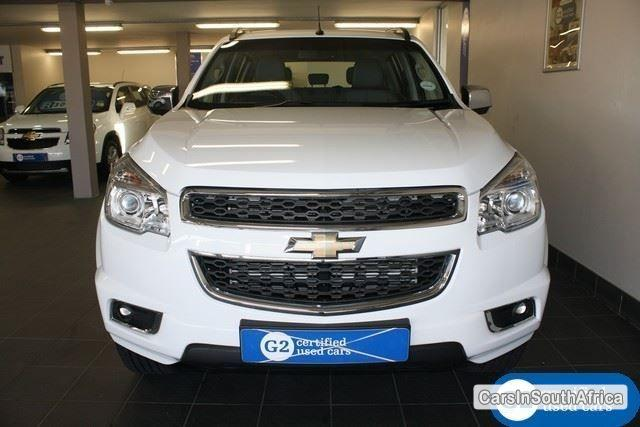 Chevrolet Trailblazer Automatic 2015 in South Africa