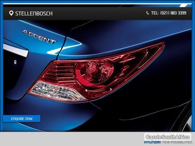 Picture of Hyundai Accent Manual 2015 in Western Cape