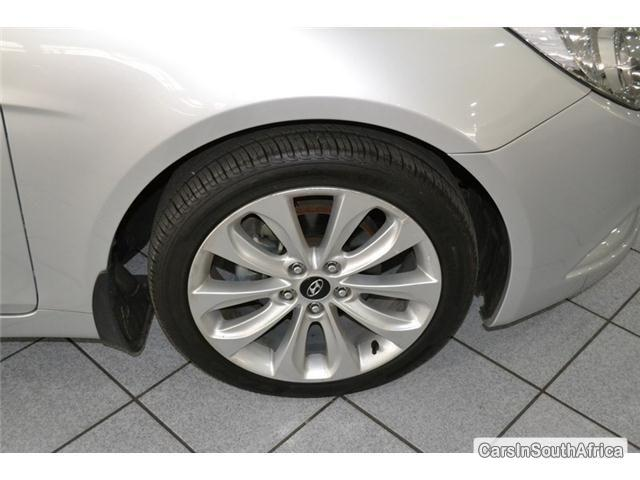 Picture of Hyundai Sonata Automatic 2010 in South Africa