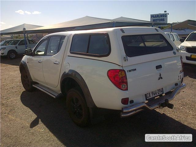 Picture of Mitsubishi Triton Manual 2007 in South Africa