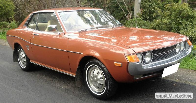 Picture of Toyota Celica Automatic
