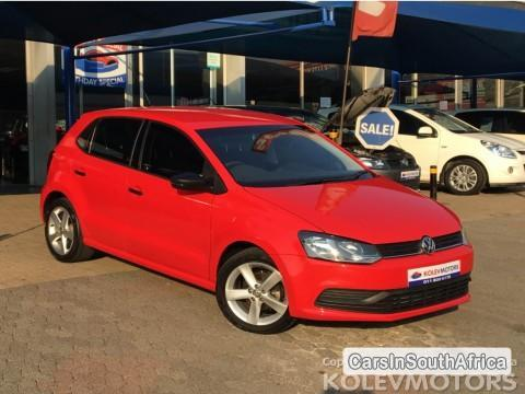 Picture of Volkswagen Polo Manual 2015