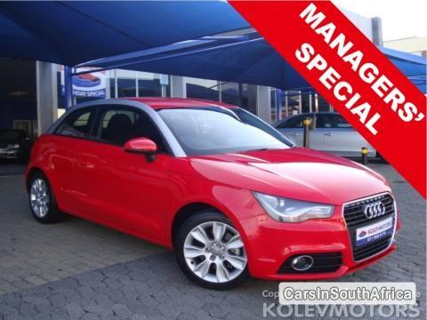 Picture of Audi Automatic 2011