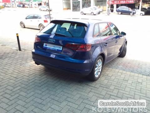 Audi A3 Automatic 2013