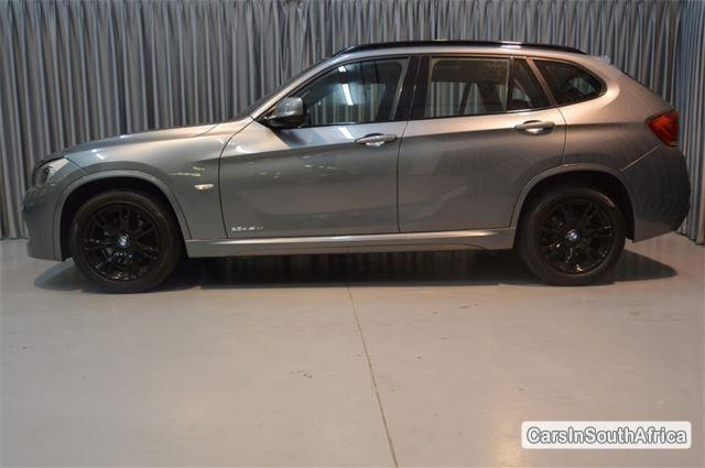 Pictures of BMW X1 Manual 2012