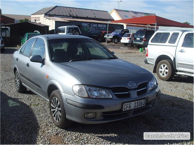 Pictures of Nissan Almera Manual 2002