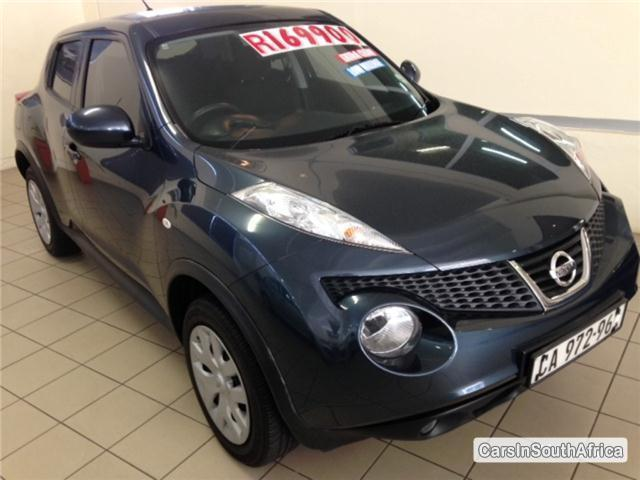 Picture of Nissan Juke Manual 2013