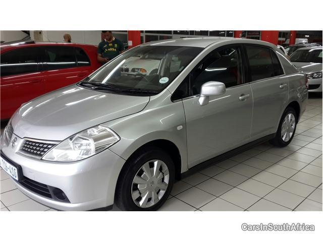 Picture of Nissan Tiida Automatic 2012