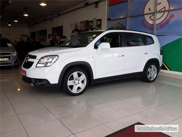 Picture of Chevrolet Orlando Manual 2012