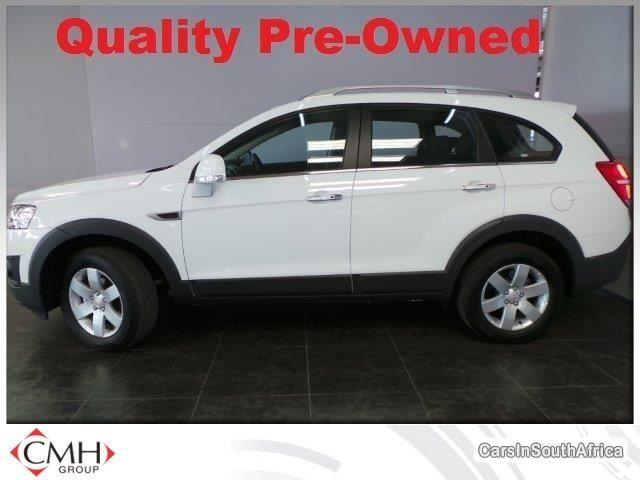 Picture of Chevrolet Captiva Automatic 2015