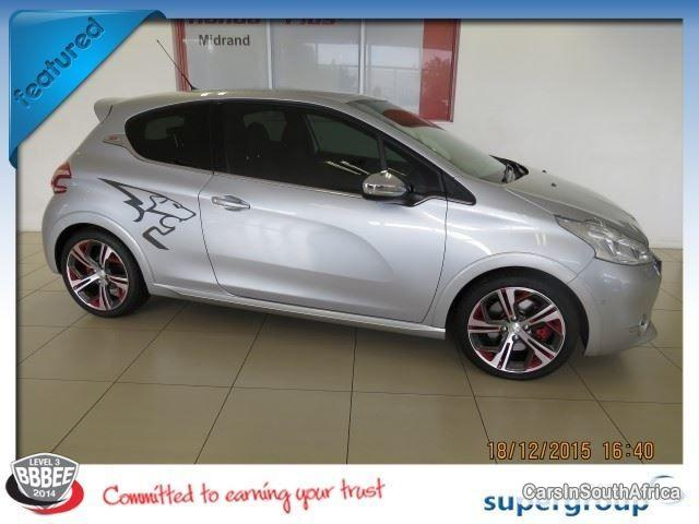 Picture of Peugeot 208 Manual 2014