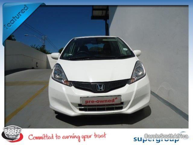 Pictures of Honda Jazz Automatic 2014