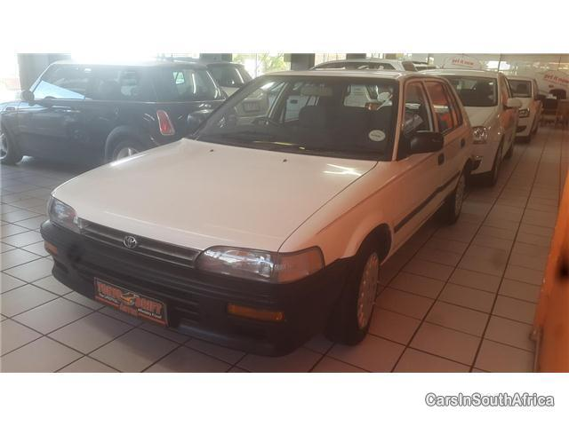 Pictures of Toyota Conquest Manual 1998