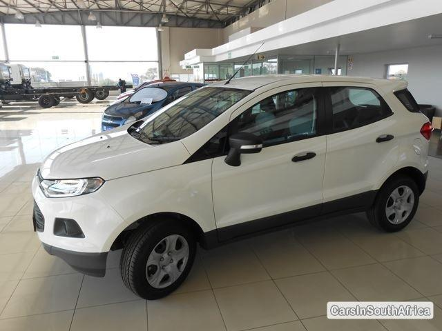 Ford EcoSport Manual 2016 - image 1