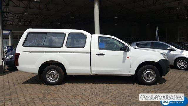 Picture of Isuzu KB Series Manual 2015