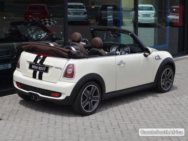 Picture of Mini Cooper Manual 2010