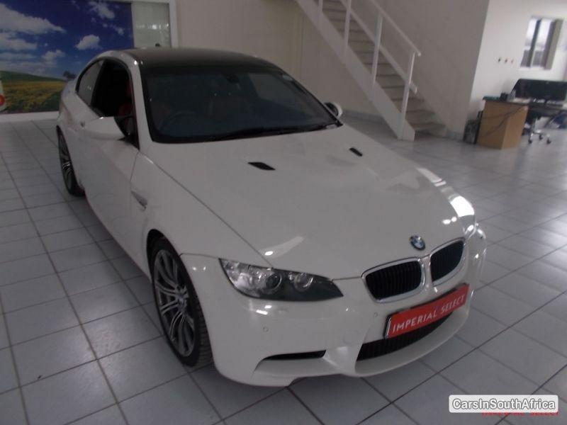 Pictures of BMW M3 Automatic 2012