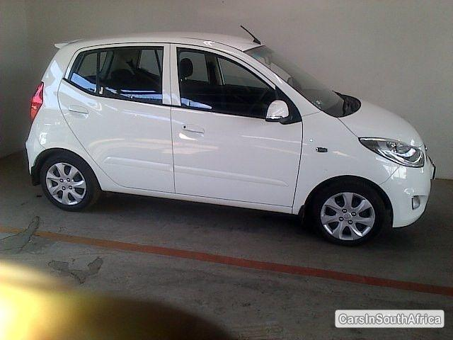 Picture of Hyundai i10 Manual 2013