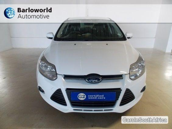 Picture of Ford Focus Manual 2011