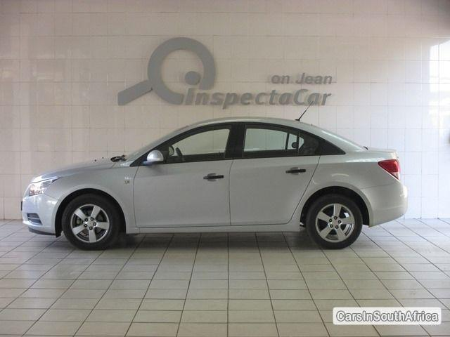 Picture of Chevrolet Cruze Manual 2012