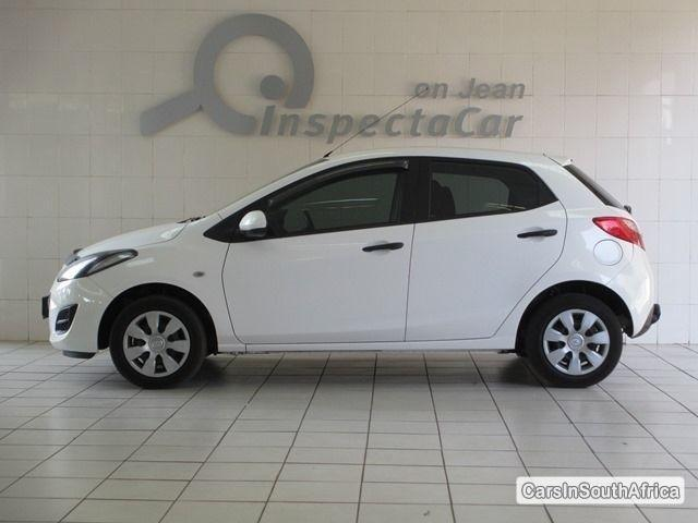 Picture of Mazda 121 Manual 2011