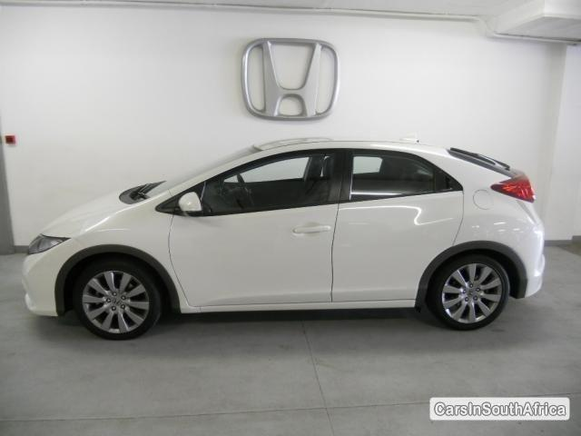 Picture of Honda Civic Manual 2012