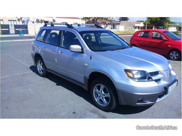 Picture of Mitsubishi Outlander Automatic 2004