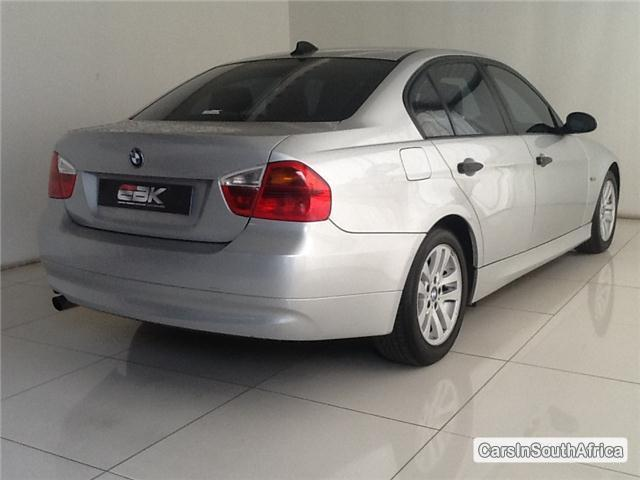 Picture of BMW 3-Series Manual 2006