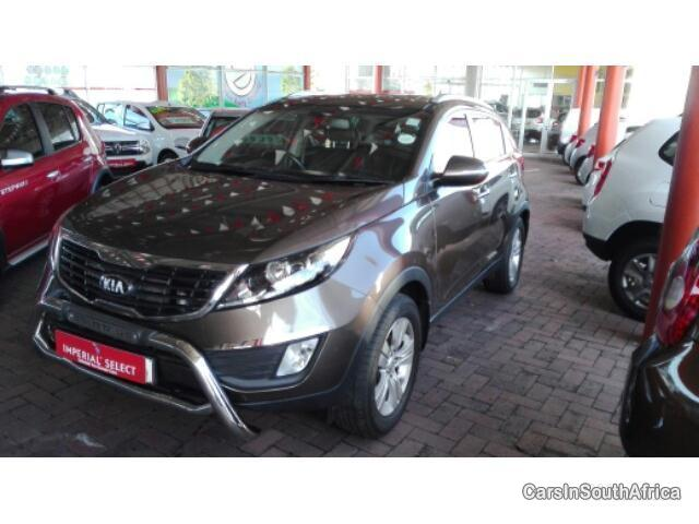 Picture of Kia Sportage Manual 2013