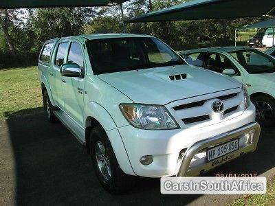 Picture of Toyota Hilux Manual 2006