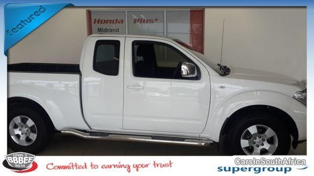 Picture of Nissan Navara Manual 2013