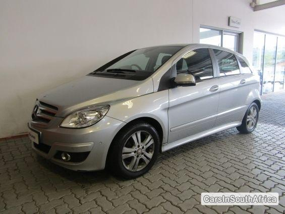 Picture of Mercedes Benz B-Class Automatic 2010