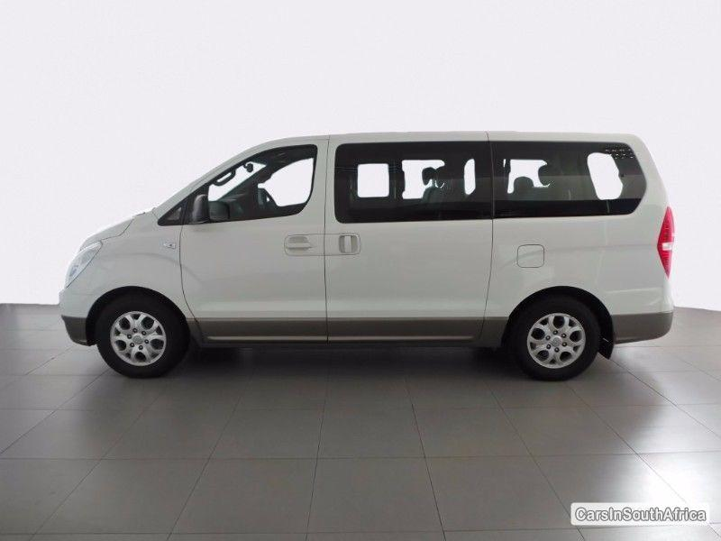 Pictures of Hyundai H-1 2011