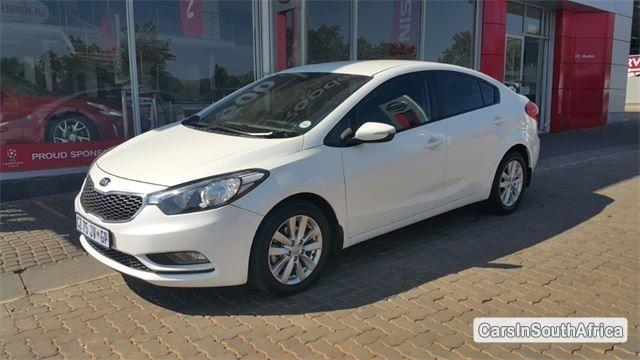 Picture of Kia Cerato Manual 2014