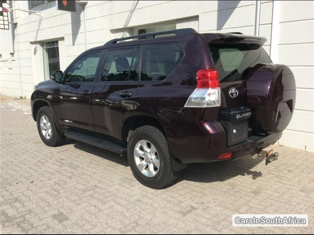 Picture of Toyota Prado Automatic 2011