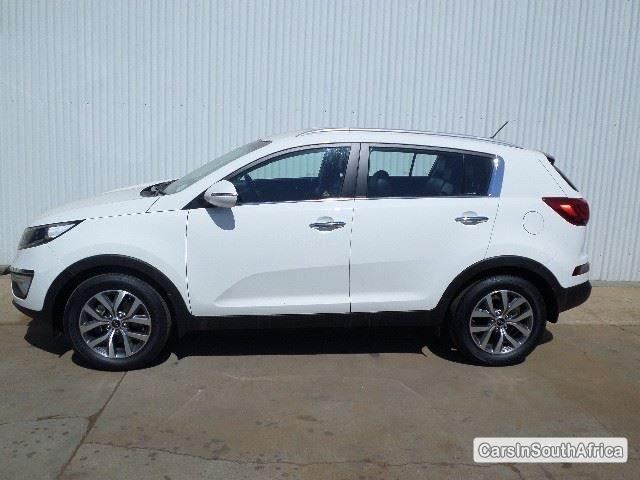 Picture of Kia Sportage Automatic 2014